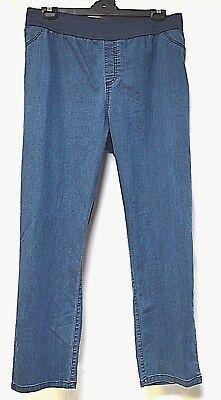 TS pants TAKING SHAPE plus sz XL / 24 Tori Jeans jeggings stretch NWT rrp$110!