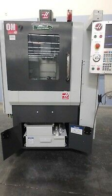 Haas Om 2a 2016 Vertical Cnc Machining Center Vmc 30000 Rpm With Tooling