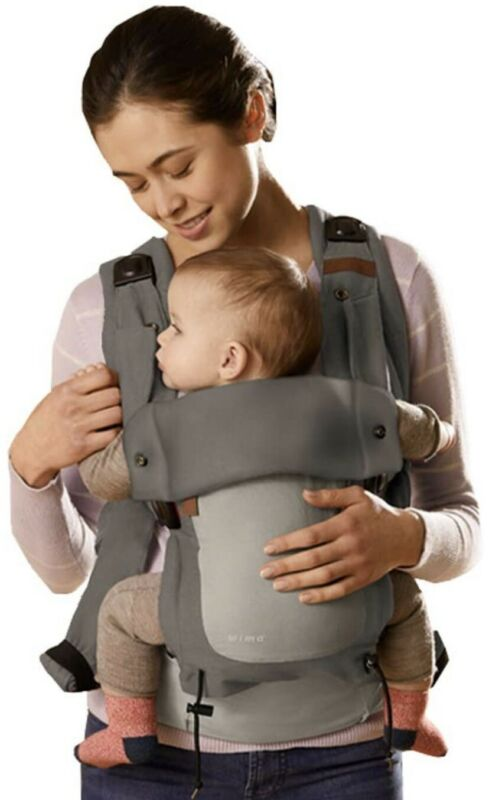born free WIMA Baby Carrier - Baby Holder Carrier with Four Modes of use
