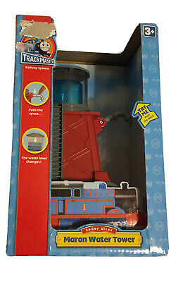 Thomas and Friends Maron Water Tower Trackmaster Sodor Sites 2008 Toy