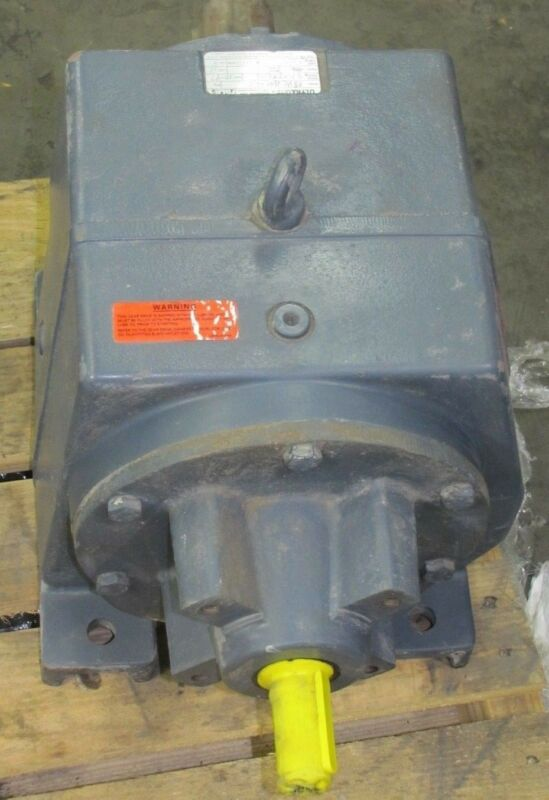 FALK ULTRAMITE 08UCBN 4.5 8:1 APPROXIMATE RATIO WORM GEAR GEARBOX SPEED REDUCER