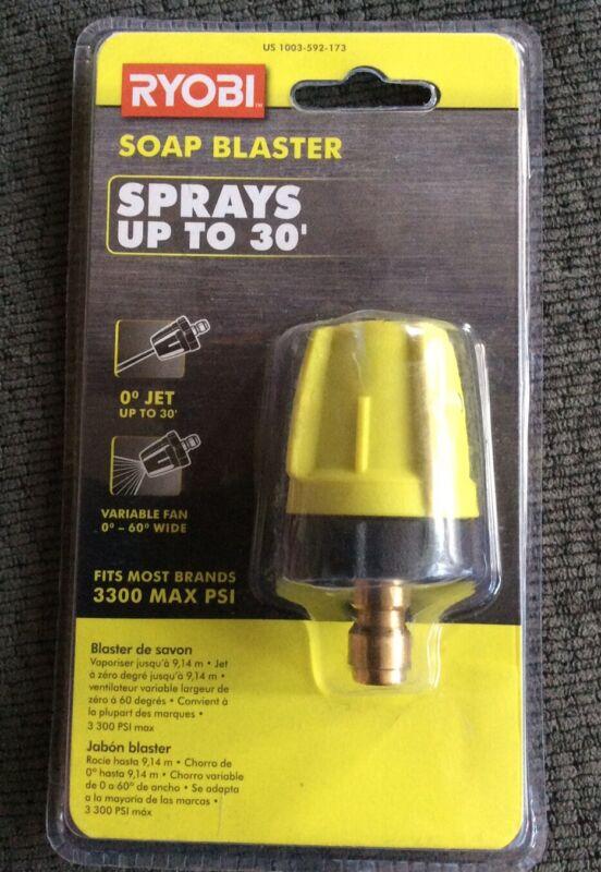 RYOBI Soap Blaster Up to 30