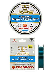 MONOFILO-TRABUCCO-T-FORCE-XPS-TEKNO-SALTWATER-150-Mt-0-283-0-307-0-400