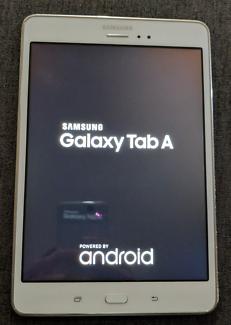 """Samsung Galaxy Tab A 8.0"""" 16GB LTE (4G)"""