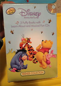Winnie the Pooh clock, lamp and books with cds London Ontario image 6