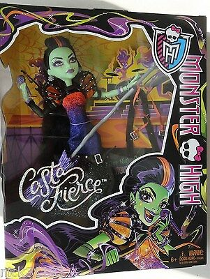 Monster High CASTA FIERCE DOLL WITCH HALLOWEEN EXCLUSIVE SPECIAL EDITION - Halloween Monster High Dolls