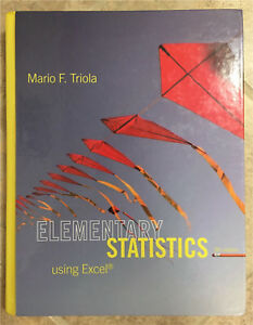 MATH 1P98 textbook Elementary Statistics 5th Edition