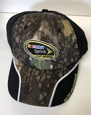 Nascar Sprint Cup Series  Camo Hat Cap New With out Tag StrapBack