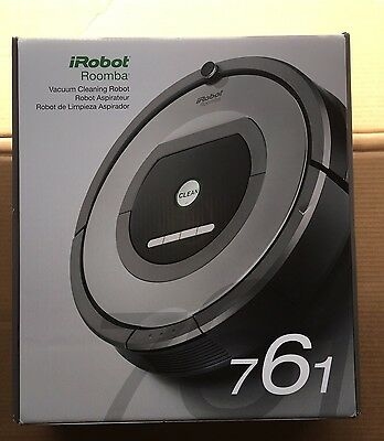 iRobot Roomba 761 Vacuuming Robot Vacuum Cleaner  New, Sealed   FREE SHIPPING!!!