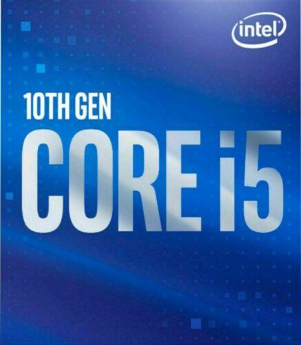 Intel Core i5-10400 Desktop Processor 6 Cores up to 4.3GHz  LGA1200 BX8070110400