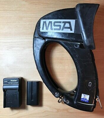 Mas Evolution 5200hd Thermal Imaging Camera Imager - New Charger Battery 5000