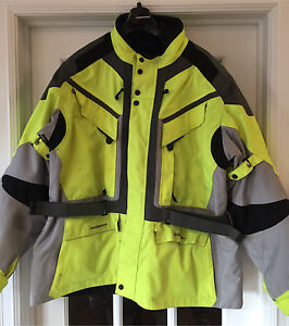 XXXL motorcycle jacket