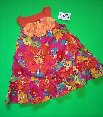 NEW! Baby Girls Dress Shirt Panties 2 pc Set 9-12 Months Gift! Flowers EASTER](Girls Easter Gifts)