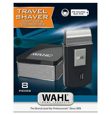 Wahl Travel Shaver 3615 LED Indicator with Easy plus System /45 Min. Rasierzeit