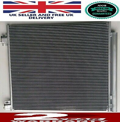 CONDENSER (AIR CON RADIATOR)FITS  Nissan Qashqai  All engines  J11  2013 onwards