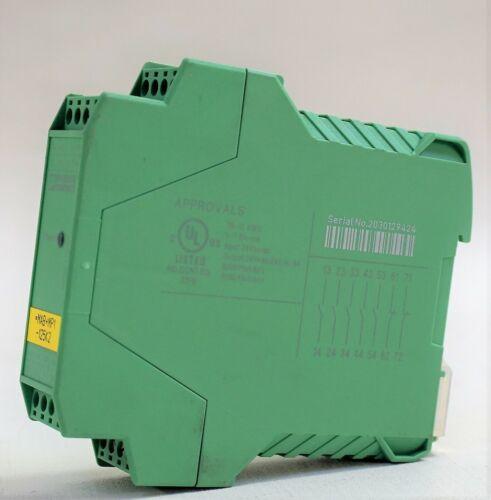 Phoenix Contact 2963747 PSR-SCP-24UC / Urm / 5X1/2X2 Emergency-Off