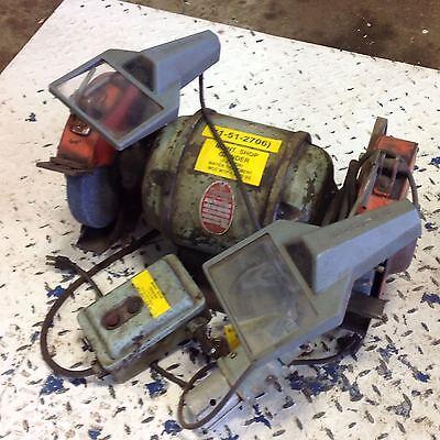 Cincinnati Electrical Tool Co. Type Bpoa Grinder Model 103 102849 Kjs