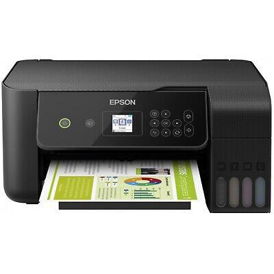 Multifunción epson inyección color ecotank et-2720 wifi