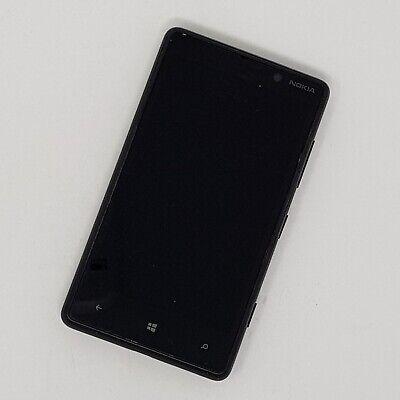 Nokia Lumia 820 - Windows Mobile Phone - Black - Working Condition - Virgin na sprzedaż  Wysyłka do Poland
