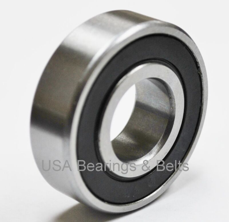 60/22 2RS Sealed Motorcycle Bearing, 44x22 x12, Ball Bearings, 60/22 RS, 60/22