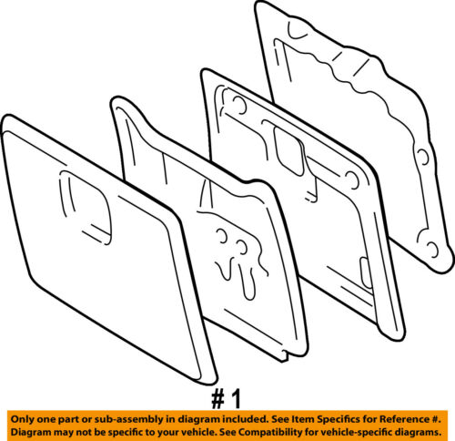 lincoln ford oem 05 06 ls glove partment box assy 5w4z54060t10aaa Lincoln LS Drawing seller payment information