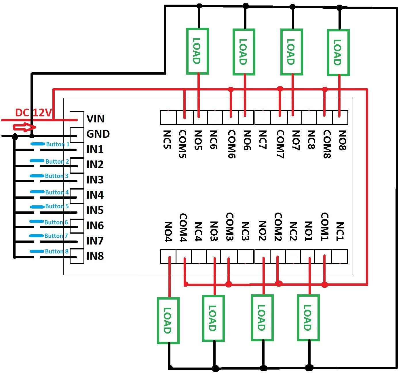 1pcs 12v Pro Mini Plc Board Relay Shield Module For