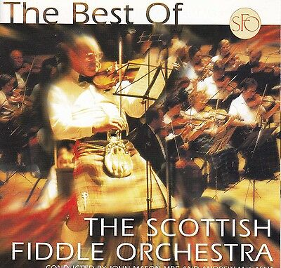 THE SCOTTISH FIDDLE ORCHESTRA The Best Of