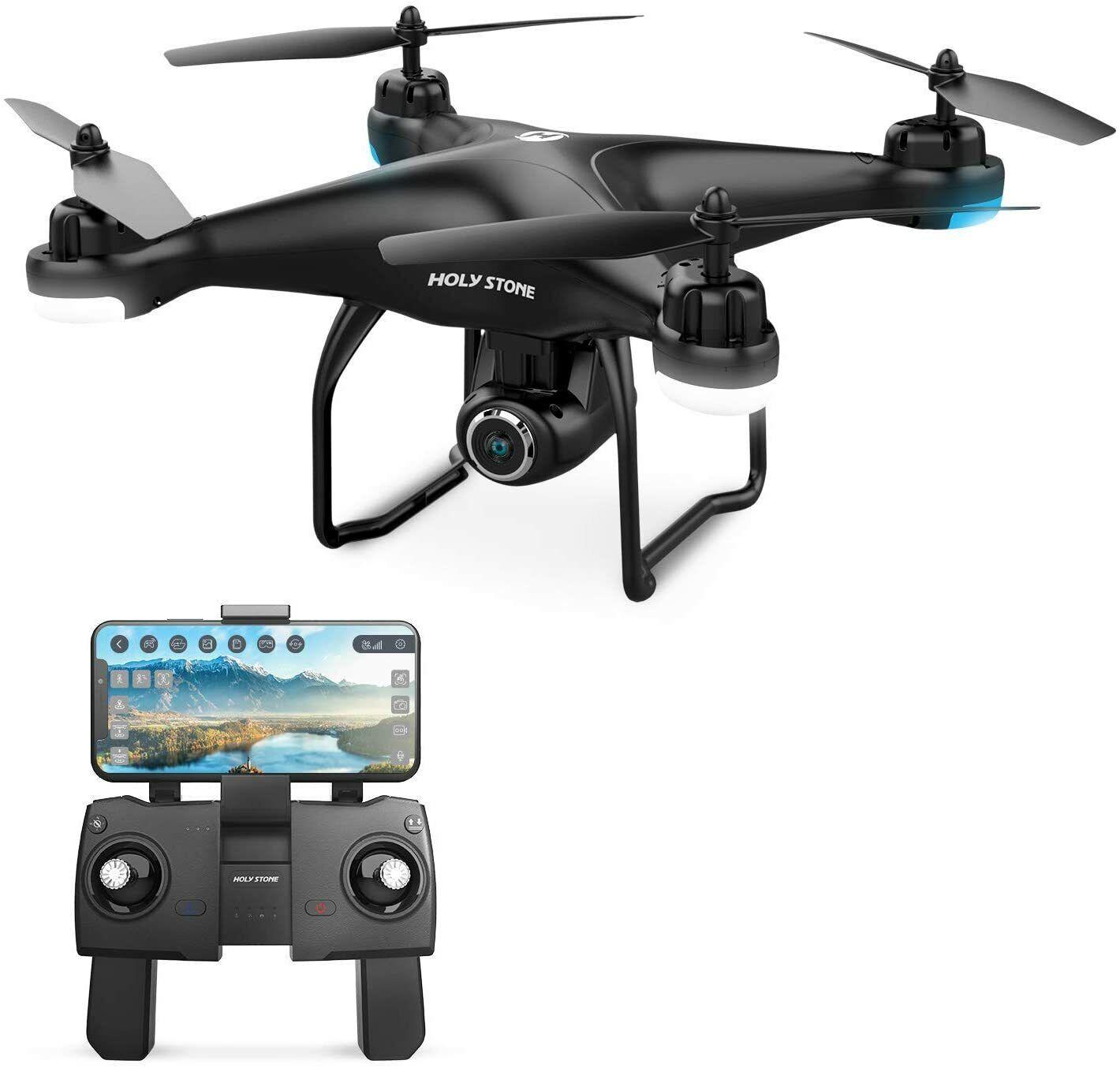 Holy Stone HS120D RC GPS Drohne mit 1080P Kamera HD Live Übertragung,Follow