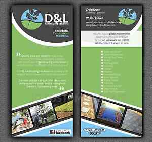 D&L landscaping solutions Leanyer Darwin City Preview
