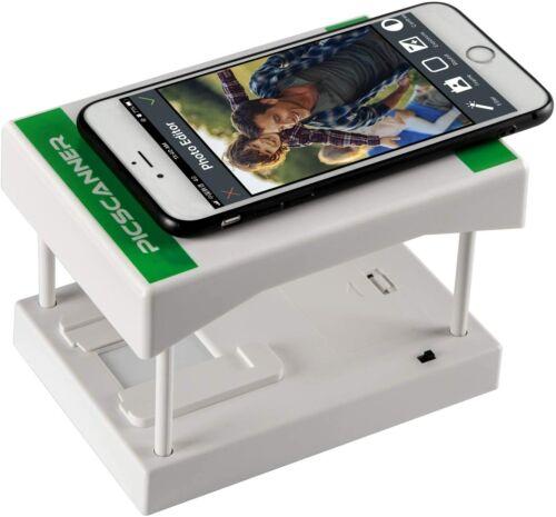 Mobile Film Scanner, Converts 35mm Slides & Negatives into D
