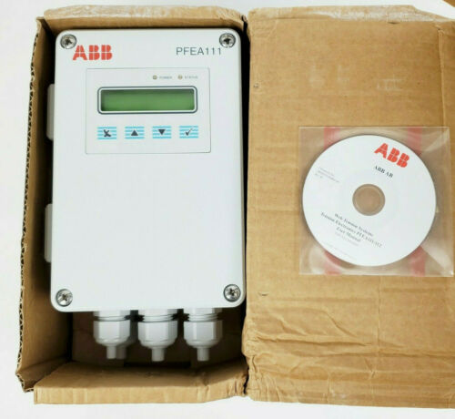 ABB PFEA111-65 Tension Electronics 3BSE050090R65 Web Tension System, New!