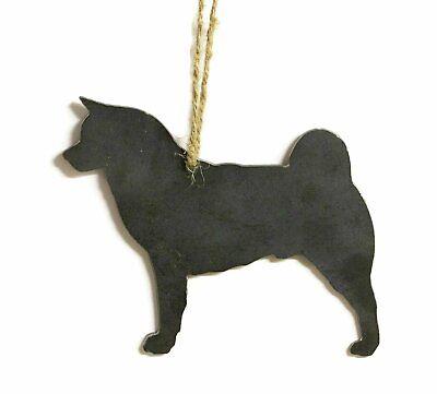 Akita Dog Metal Christmas Ornament Tree Stocking Stuffer Party Favor Holiday Dec