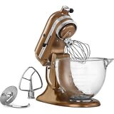 Kitchenaid 5-Quart Tilt Head Stand Mixer Glass Bowl