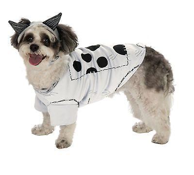 Frankenweenie Dog Costume (Rubies Costume Disney Frankenweenie Pet Costume, Medium, Sparky The)