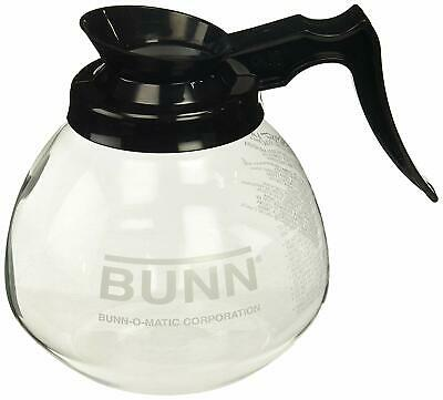 Bunn Coffee Decanter - Coffee Pot Decanter BUNN 64oz COFFEE POT Black 42400.0103