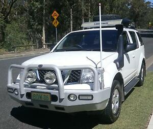 Nissan Pathfinder Auto 7 seats loaded with extras Murarrie Brisbane South East Preview