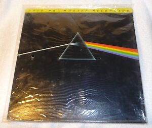 Collectors Item Sealed MFSL Pink Floyd Dark Side Of The Moon Mobile Fidelity LP