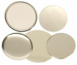 25-Badge-A-Minit-Size-2-1-4-Mirror-Back-Button-Sets-2-1-4-Free-Shipping