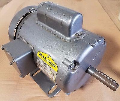 New Baldor 13 Hp Single Phase Motor  L3501m 115-208-230v 1725 Rpm 58 Shaft
