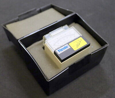 Tiede Uv-intensittsmessgert Blak-ray Meter Type J221 In Kunststoffbox Defekt