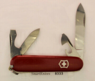 Victorinox Recruit Swiss Army knife- used, excellent condition #8333