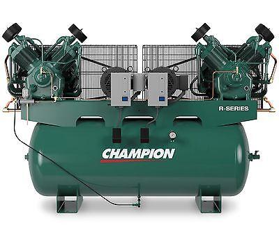 The Best 10hp Duplex 3 Phase 230 Volt 67.6 Cfm Air Compressor R30d Pumps Usa