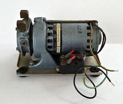 Gast Oil Less Rotary Vane Air Compressorsvacuum Pump Model 1531