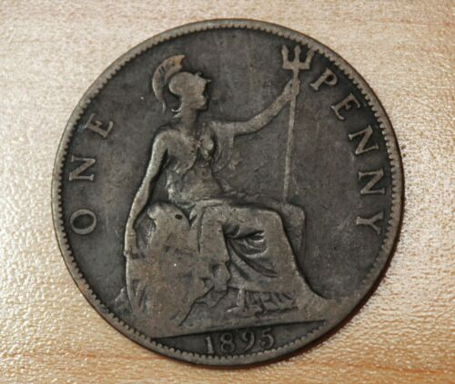 1895 Great Britain 1 Penny