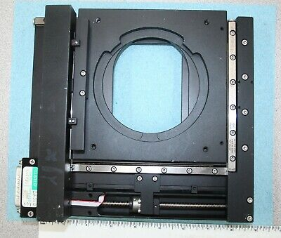 Applied Scientific Instrumentation Bx51 Xy Linear Motorized Stage From Lx-4000