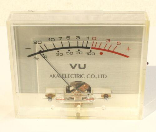 AKAI CS-707D Working VU Meter-Vintage Cassette Deck-2 of 2
