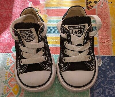 Converse All Star Toddler Shoes size 3