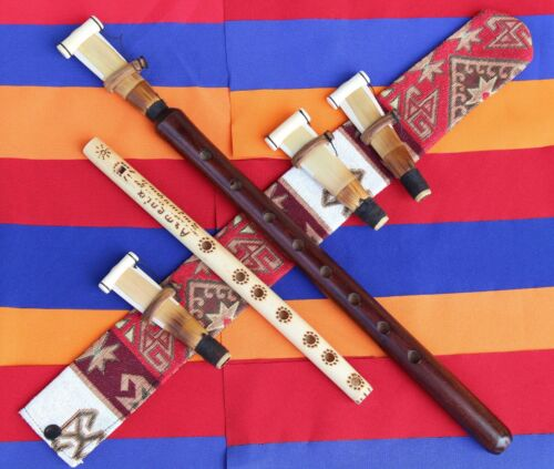 DUDUK+4reeds+case, NEW FROM ARMENIA, Hand made APRICOT WOOD 100%+instr+Flute gif
