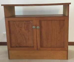 Timber TV Cabinet Cairns Cairns City Preview