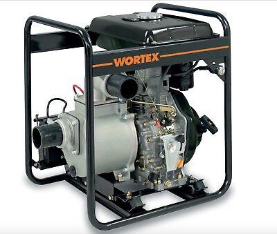 Power Pump Diesel WORTEX Hpw 80 And With Engine Hailin 6 HP Irrigation 1000 L/M